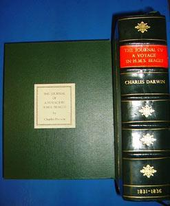 The Journal of a Voyage in HMS Beagle by Charles Darwin