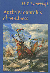 At the Mountains of Madness and Other Novels (H.P. Lovecraft Omnibus)