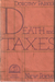 Death and Taxes by Dorothy Parker