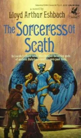 The Sorceress of Scath