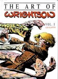 The Art of Wrightson  by Bernie Wrightson