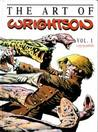 The Art of Wrightson : A Pop-Up Portfolio