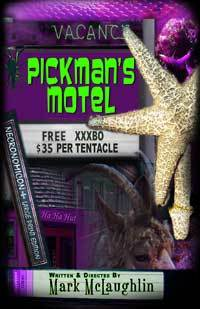 Pickman's Motel by Mark McLaughlin