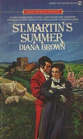 St. Martin's Summer by Diana Brown