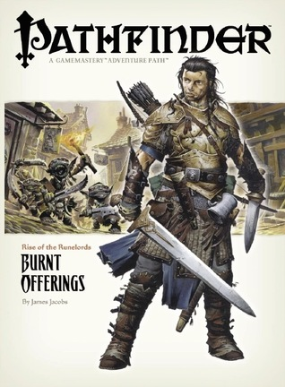Pathfinder #1—Rise of the Runelords Chapter 1 by James Jacobs