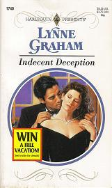 Indecent Deception by Lynne Graham