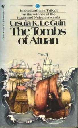 The Tombs of Atuan (The Earthsea Cycle, #2)