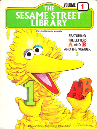 Free Download The Sesame Street Library Vol. 1 by Michael Frith ePub