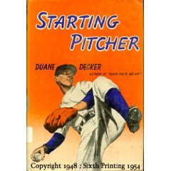 Starting Pitcher (Blue Sox, Book 2)
