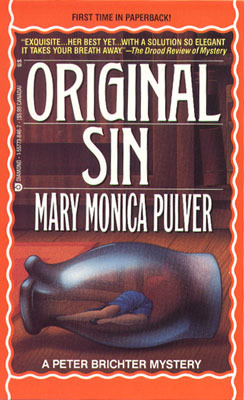 Original Sin (Peter Brichter, #4)