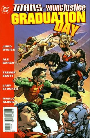 Titans, Young Justice by Judd Winick