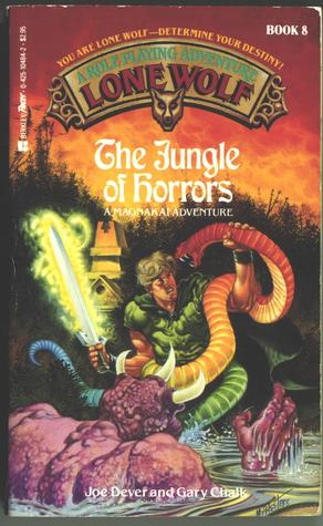 The Jungle of Horrors by Joe Dever