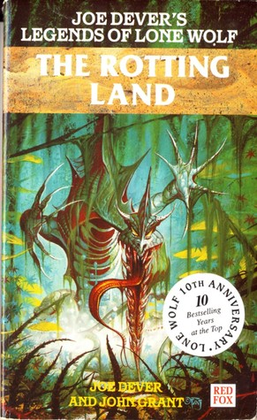 The Rotting Land by Joe Dever
