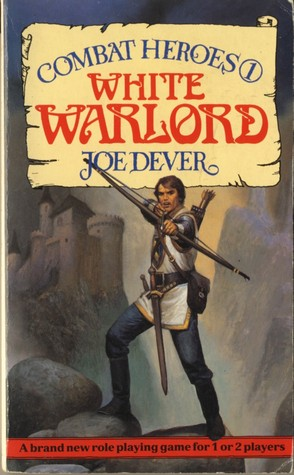 Download online for free White Warlord (Combat Heroes #1.2) iBook by Joe Dever