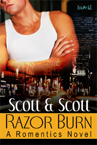 Razor Burn (A Romentics Novel)