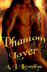 Phantom Lover by A.J. Llewellyn