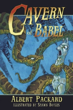 Cavern Of Babel by Bryce Moore