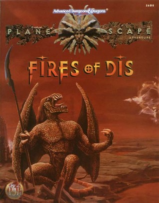 Fires of Dis ADDPlanescape Advanced Dungeons Dragons: Planescape RPG