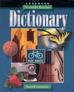Thorndike Barnhart Advanced Dictionary