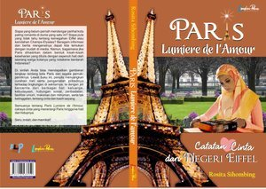 Paris Lumiere de L'amour by Rosita Sihombing