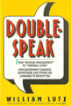 Doublespeak by William Lutz