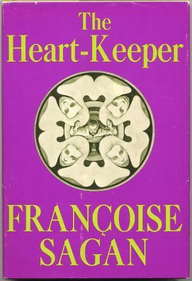 The Heart-Keeper by Françoise Sagan