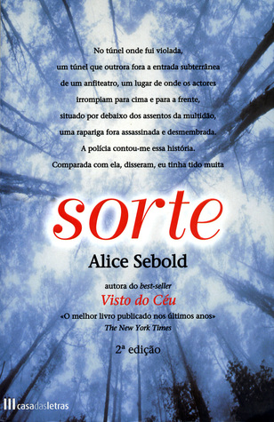 Sorte by Alice Sebold