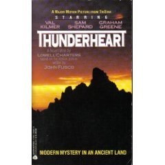 Thunderheart by Lowell Charters