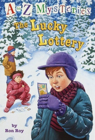 The Lucky Lottery by Ron Roy