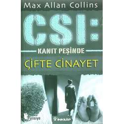 Cifte Cinayet (CSI 1) / Double Dealer (CSI, Book 1)