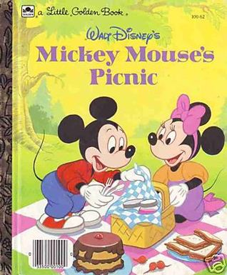 Mickey Mouse's Picnic by Jane Werner