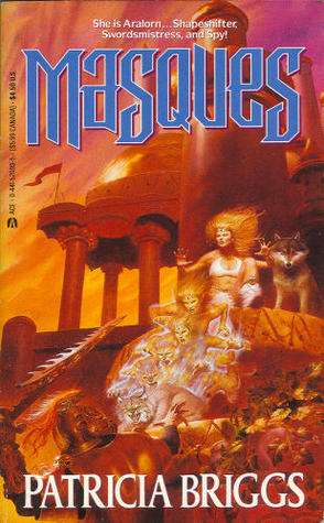 Masques (Sianim, #1) by Patricia Briggs