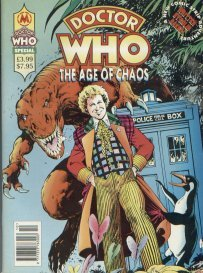 Doctor Who by Colin  Baker