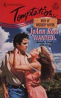 Wanted  (Men Of Whiskey River, #4) by JoAnn Ross