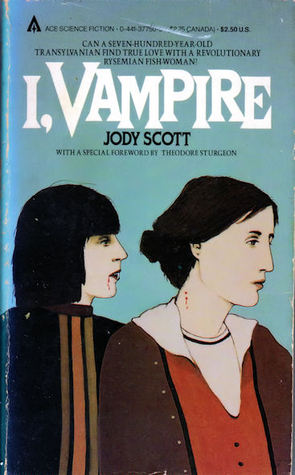 I, Vampire by Jody Scott