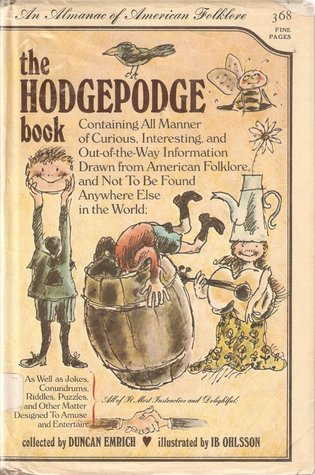 The Hodgepodge Book by Duncan Emrich