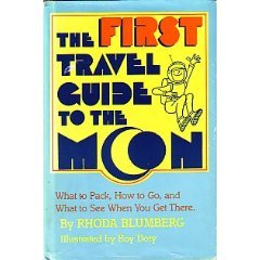 First Travel Guide To The Moon