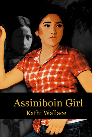 Assiniboin Girl by Kathi Wallace