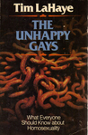 The Unhappy Gays by Tim LaHaye