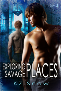 Exploring Savage Places by K.Z. Snow