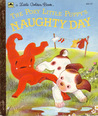 The Poky Little Puppy's Naughty Day (Golden Book)