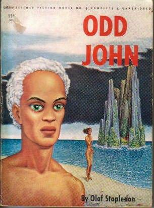Free online download Odd John by Olaf Stapledon ePub