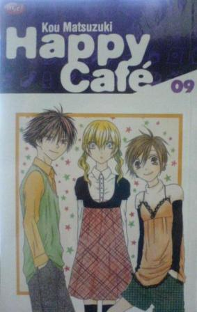 Happy Café, Volume 9 by Kou Matsuzuki