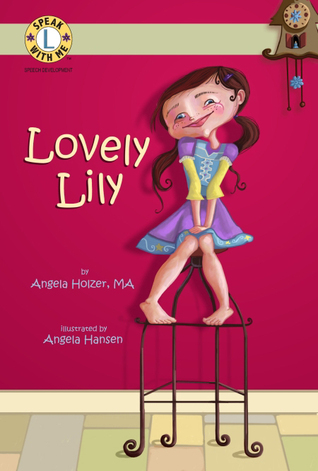 Lovely Lily by Angela Holzer
