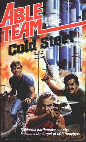 Cold Steel (Able Team, #38)