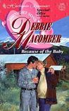Because of the Baby (Midnight Sons, #4; Harlequin Romance, #3395)