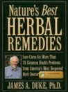 Nature's Best Herbal Remedies