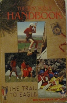 Boy Scout Handbook Trail to Eagle by Boy Scouts of America