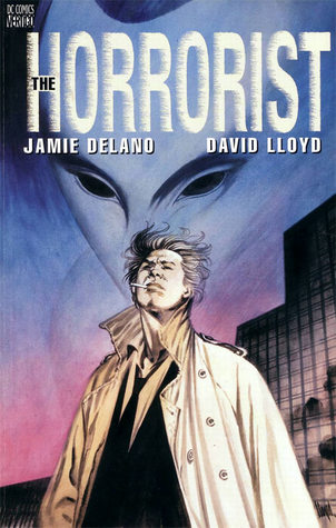 The Horrorist by Jamie Delano