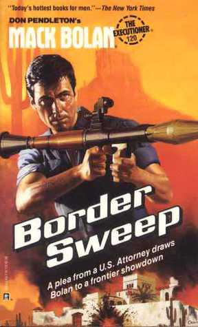 Border Sweep by Charlie McDade